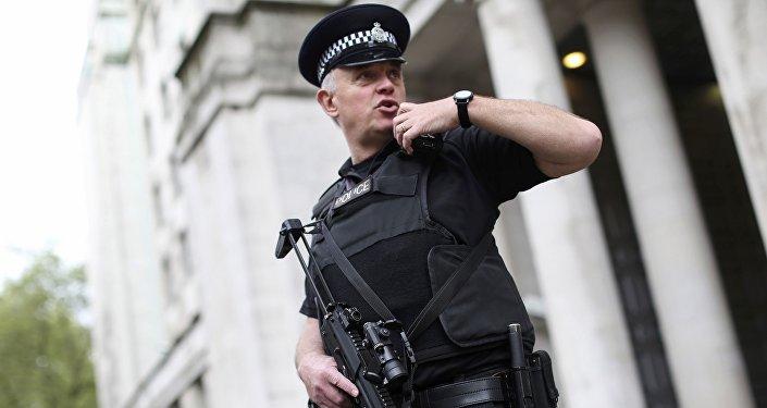 London, police