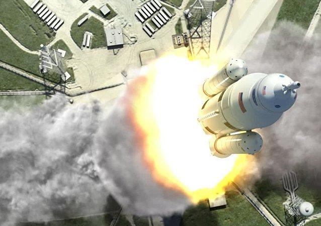 lanceurs de la NASA