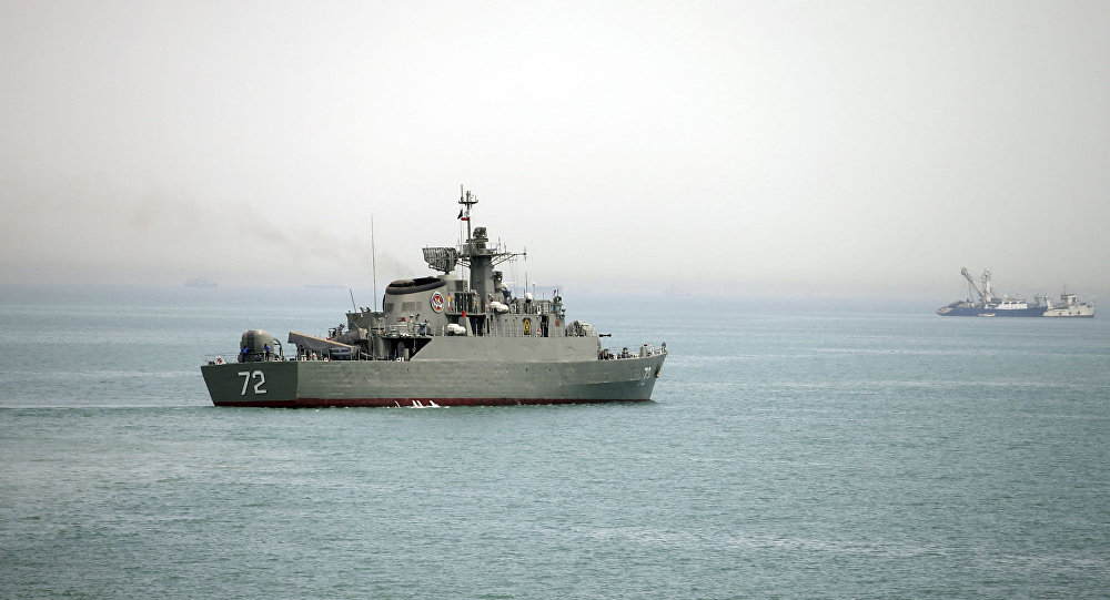 Navire militaire iranien Alborz