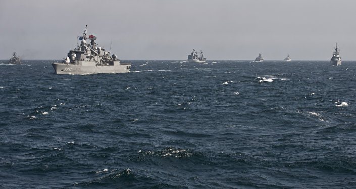 Des navires de l'Otan