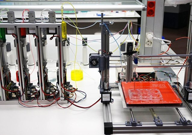 The prototype of a 3D bioprinter that can generate functional human skin has been developed by Spanish scientists