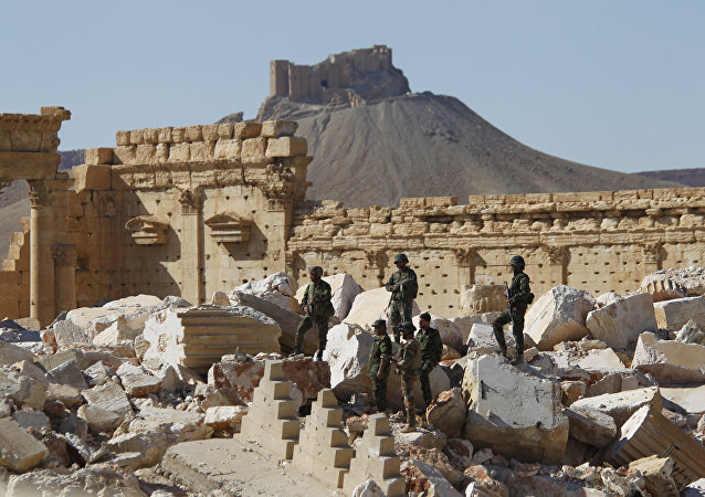 Le secret du succès de la libération de Palmyre dévoilé