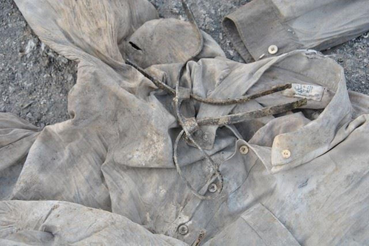 Un charnier avec plusieurs corps découvert au sud de Mossoul