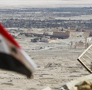 La ville de Palmyre