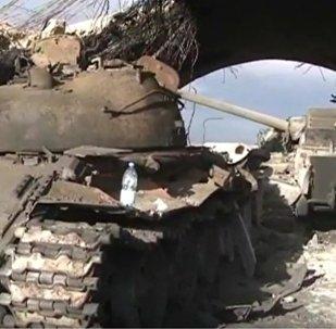 L'armée syrienne libère l'aéroport civil près de Palmyre