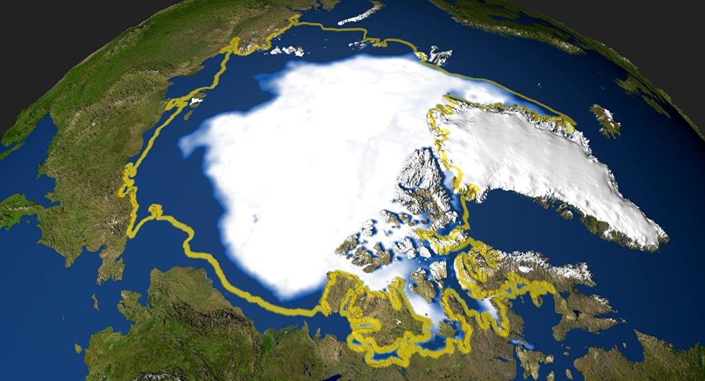 Les glaces de l'Arctique pourraient disparaître à l'horizon 2100