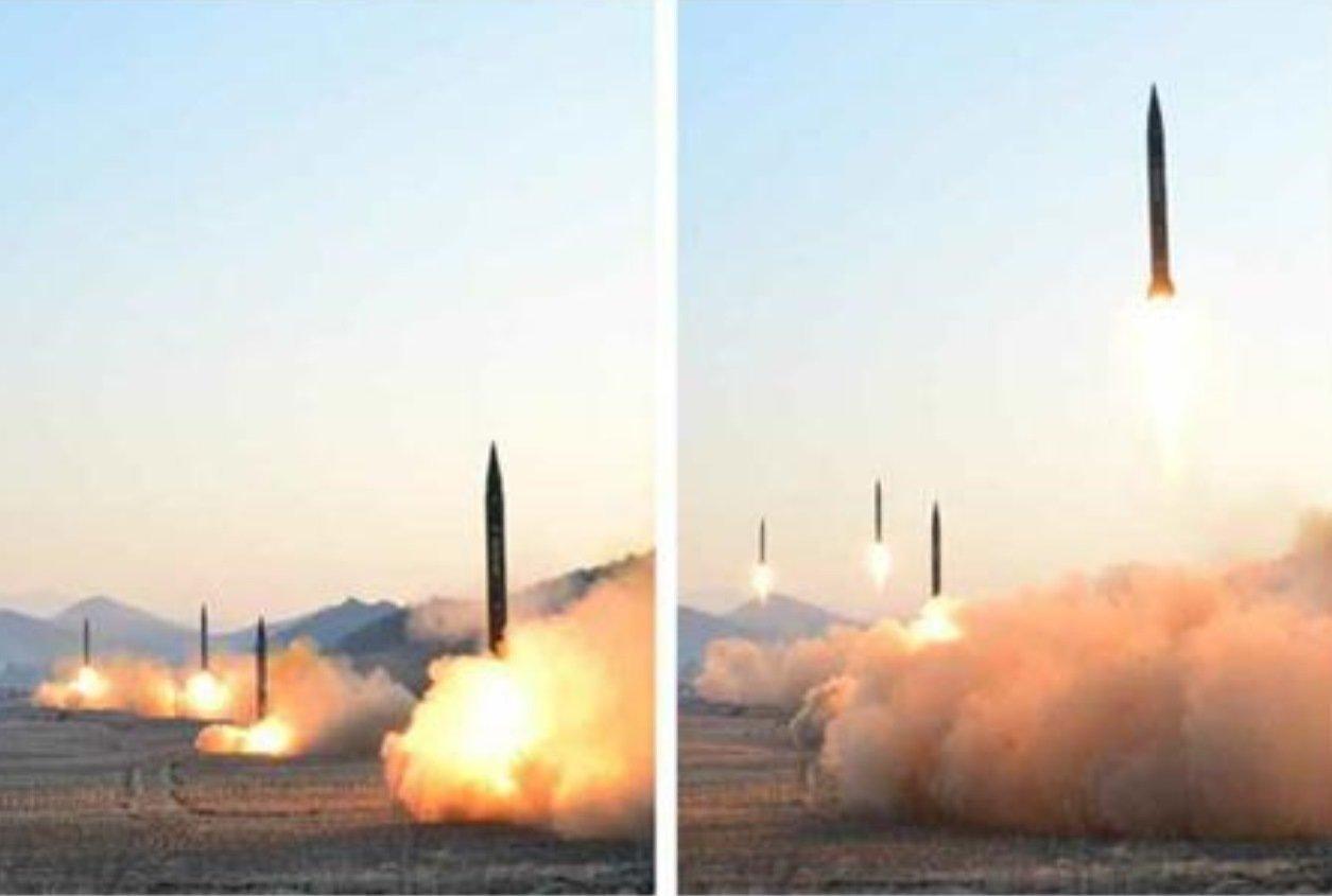 """Résultat de recherche d'images pour """"missile nord coreen"""""""