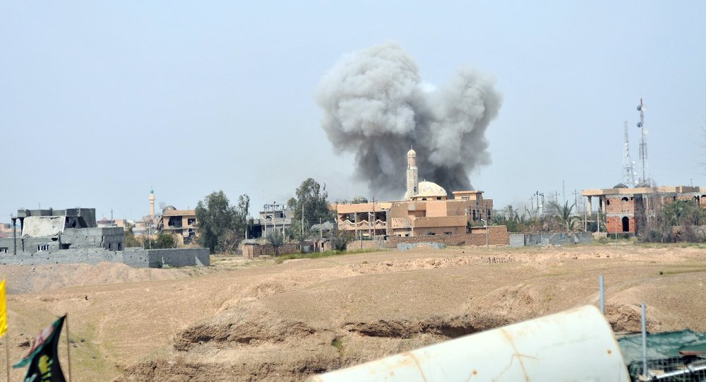 Tikrit. Archive photo