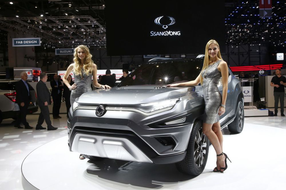 Nouveaut s du salon international de l automobile de for Salon auto geneve