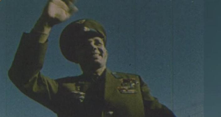 Il est revenu du Cosmos! C'est l'anniversaire de Youri Gagarine.