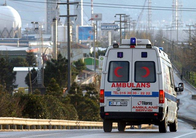 Turquie: 20 morts dans l'accident d'un bus touristique