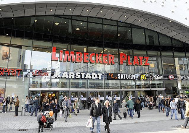 Centre commercial Limbecker Platz