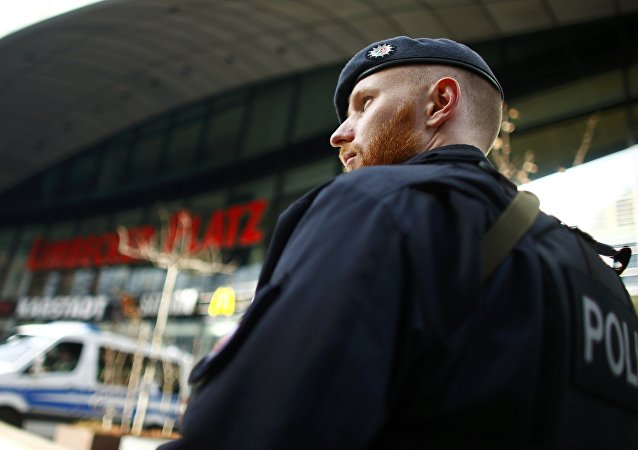 La police à  Essen