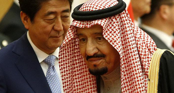 Le roi d'Arabie saoudite, Salmane ben Abdelaziz Al Saoud