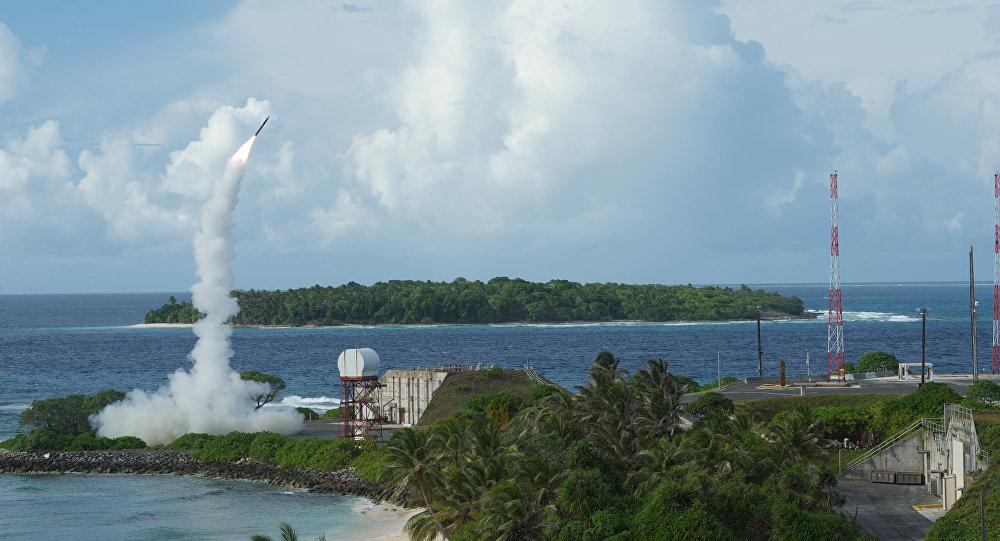 Les Etats-Unis vont bientôt tester l'interception d'un IRBM par le THAAD