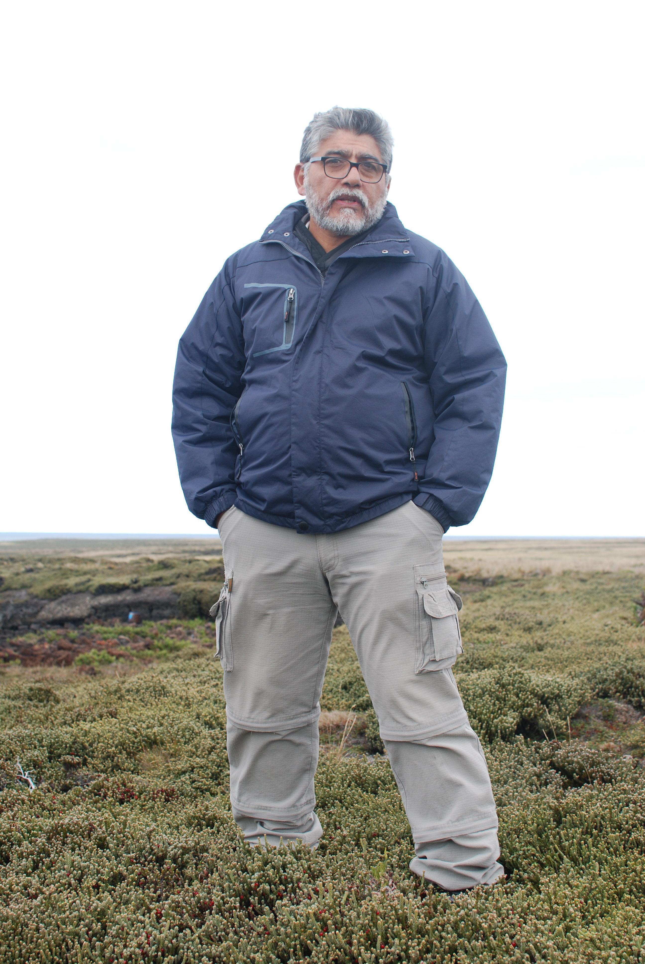 Armando Gonzalez, ancien combattant de la guerre des Malouines