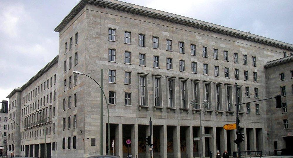 Un colis piégé découvert au ministère des Finances — Allemagne