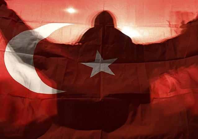 Le drapeau turc