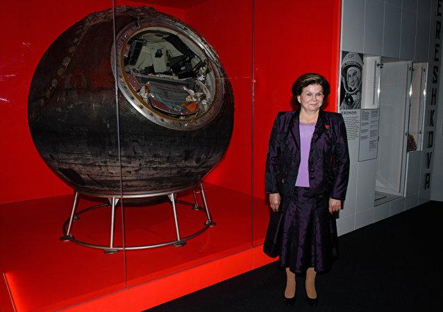 Valentina Terechkova