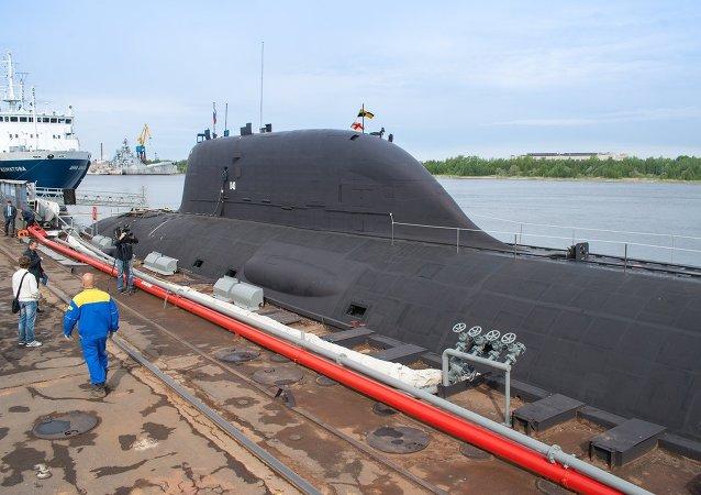 Le sous-marin Severodvinsk du projet Iassen