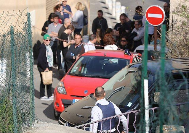 Fusillade dans un lycée de Grasse