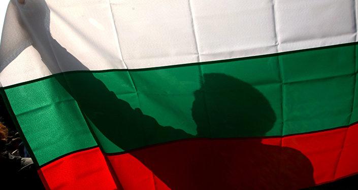 Drapeau bulgare de la Bulgarie
