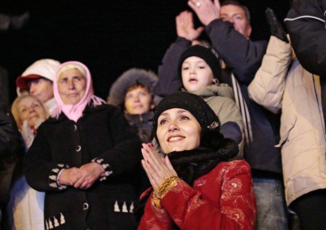 «Le rattachement de la Crimée à la Russie a sauvé les Criméens»