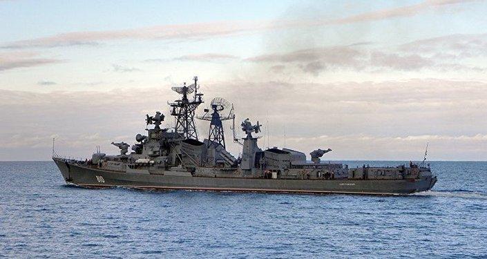 Etats-Unis-Roumanie: un exercice conjoint en mer Noire