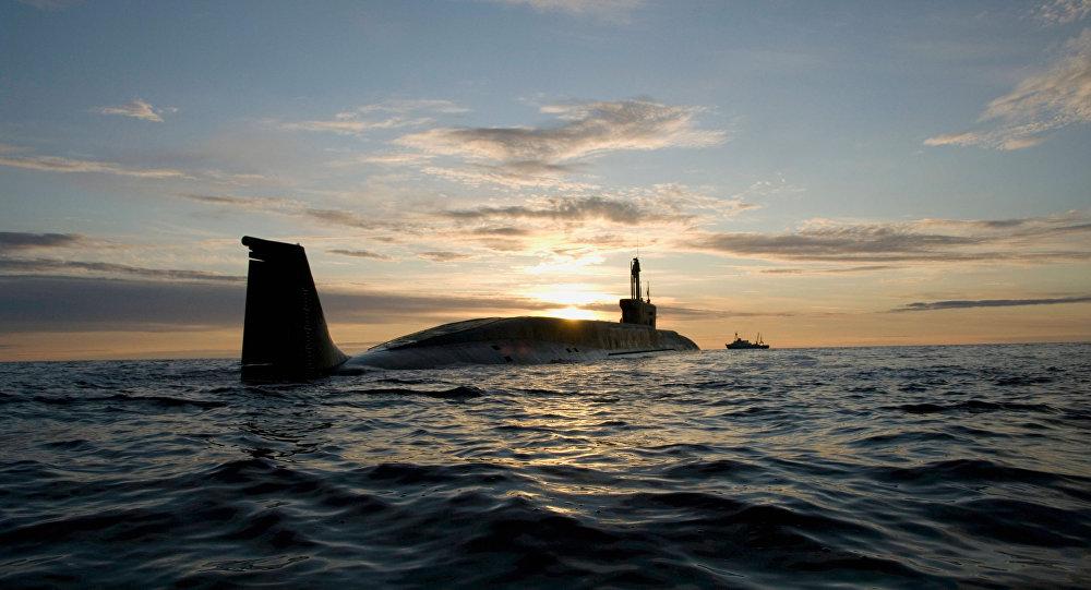Un sous-marin russe (image d'illustration)