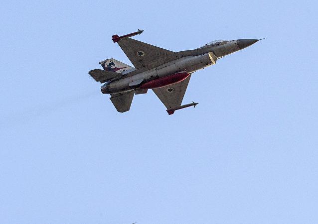 Des F-16 israéliens