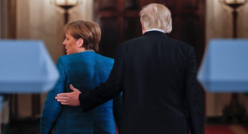 Merkel lit Playboy pour se préparer à rencontrer Trump
