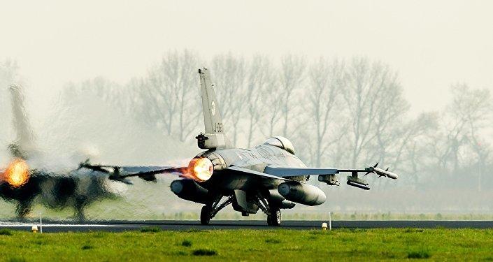La Belgique va mettre ses chasseurs F-16 à la retraite
