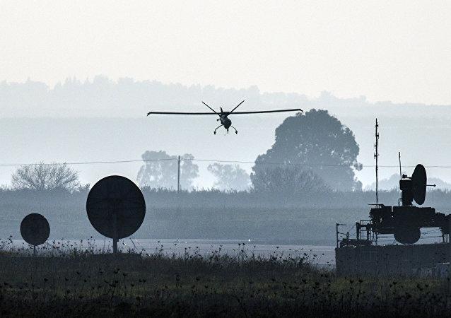 drone israélien