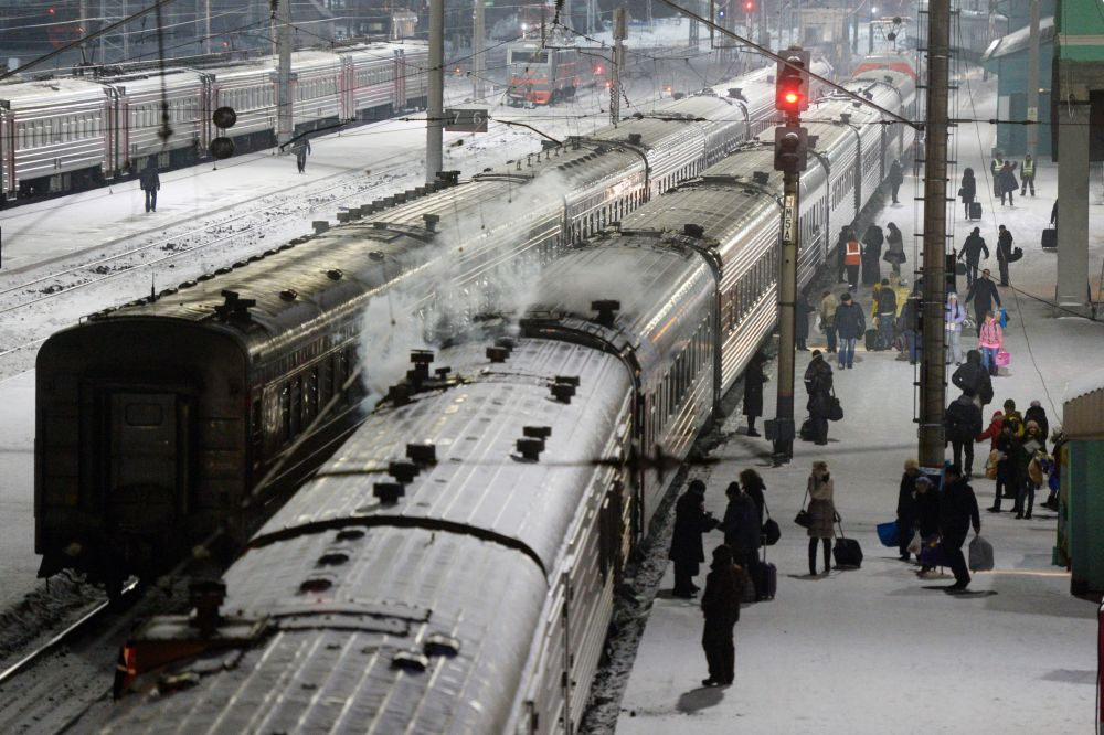Le Transsibérien : la plus grande voie ferrée de la planète