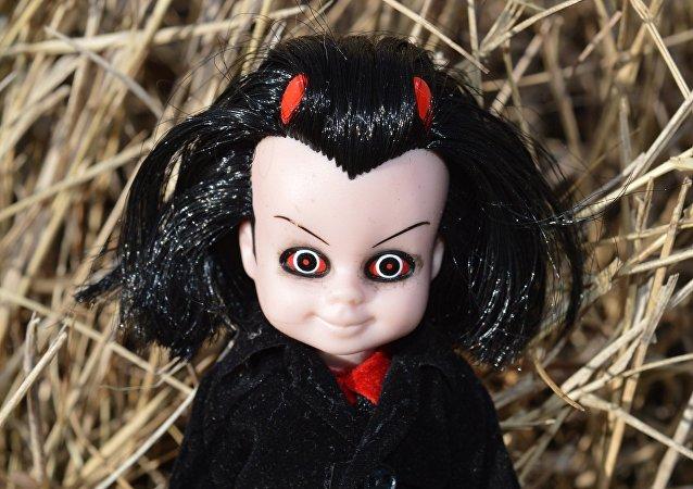 Une poupée