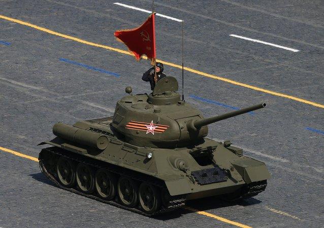 Un T-34-85