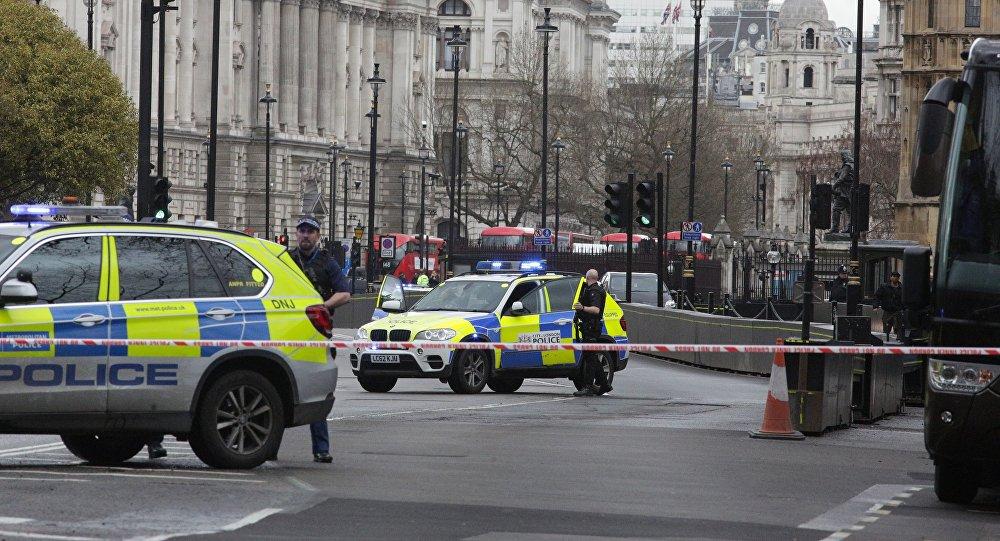 Situation à Londres