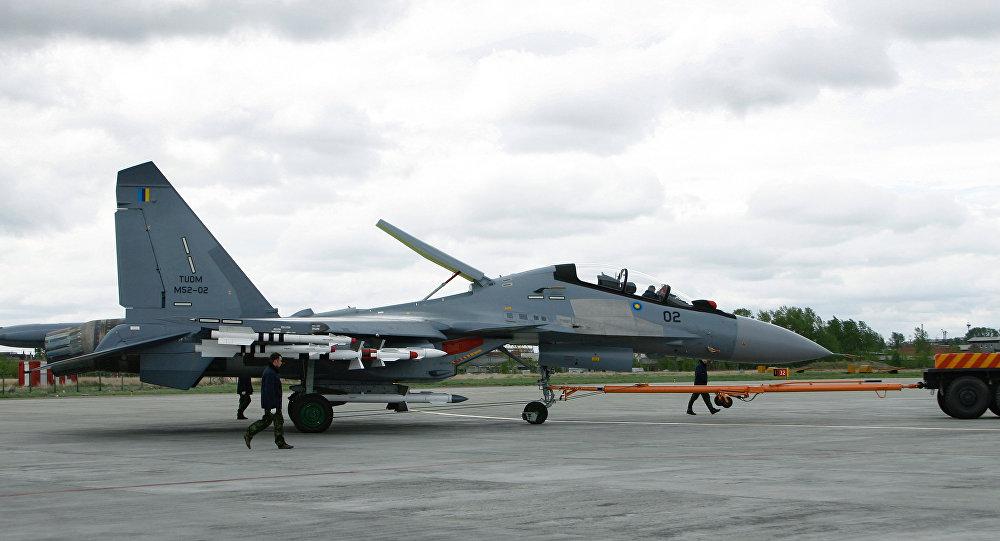 Su-30MKM (Sukhoi)