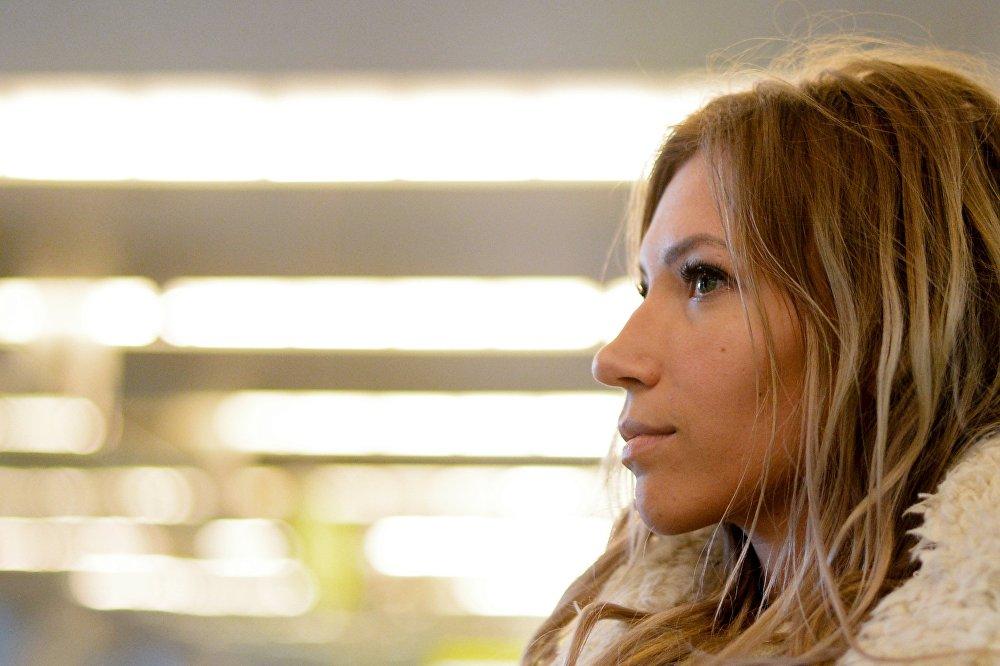 Ioulia Samoilova, chanteuse devenue héroïne de la chronique politique