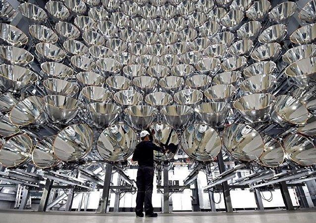 Des scientifiques allemands créent un «soleil artificiel»