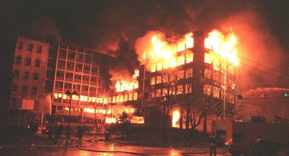 Bombardements de la Yougoslavie par l'Otan