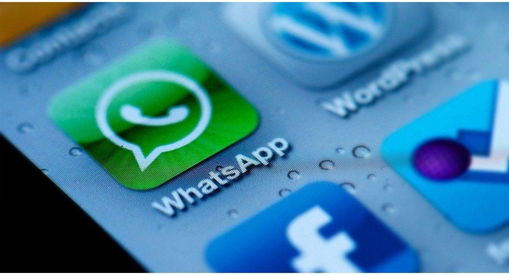 WhatsApp limite le transfert d'un message à cinq personnes