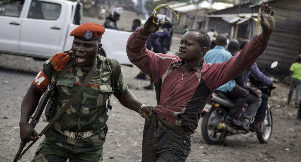 """Résultat de recherche d'images pour """"RD Congo, 40 policiers décapités dans le sud, 2017"""""""