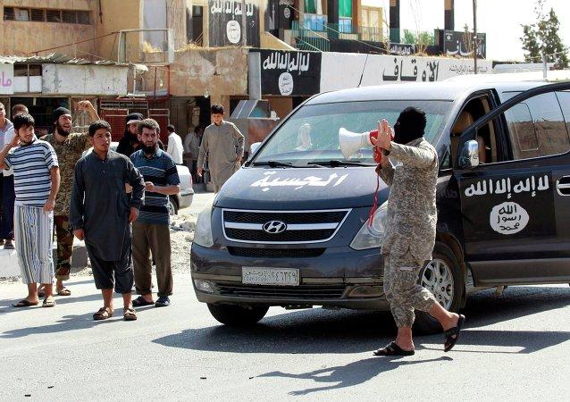 La ville syrienne de Tabqa