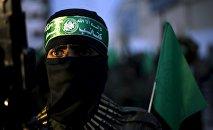 Un combattant de Hamas