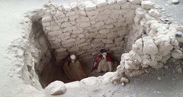 Des momies de 500 ans dans des cercueils en cristal retrouvées en Chine