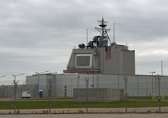 Site de défense antimissile américain à Deveselu, en Roumanie