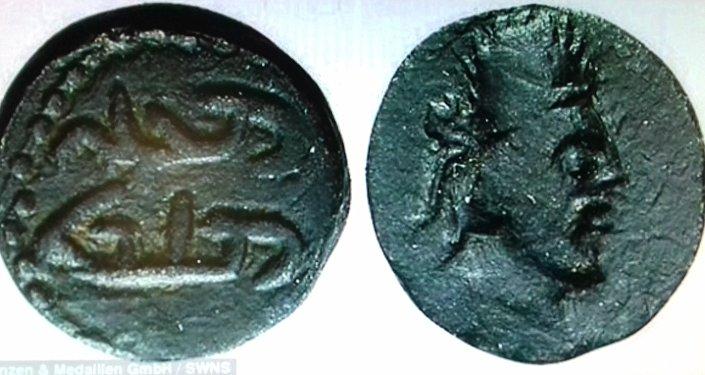 Le portrait de Jésus figurerait sur une pièce datant du 1er siècle