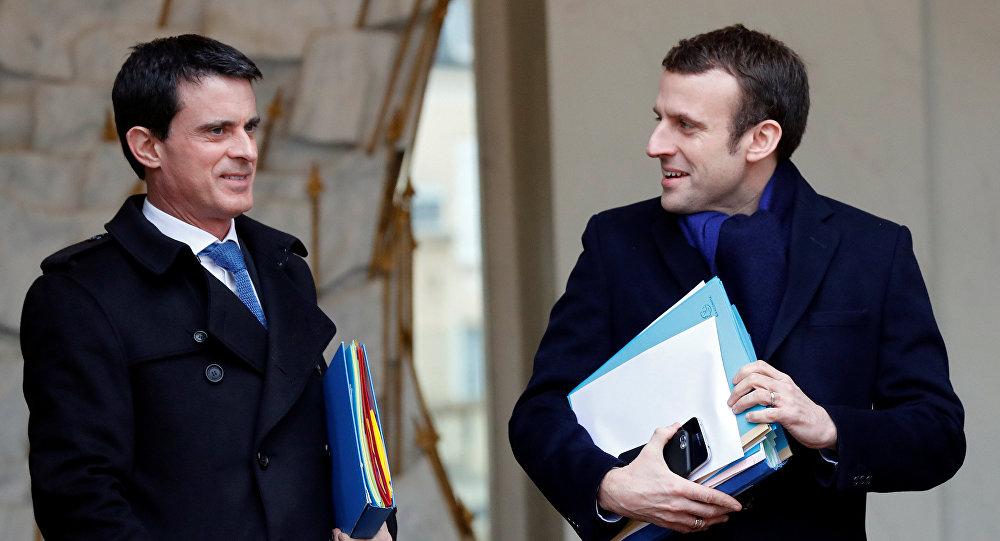 Aujourd'hui l'alliance Macron-Valls, demain un tandem Hamon-Mélenchon?