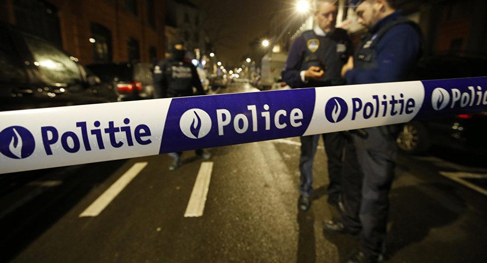 Police en Belgique, image d'illustration